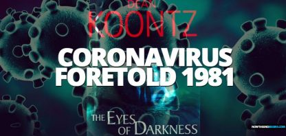 the eyes of darkness (e-Book) | dean koontz :corona-virus 40 years ago