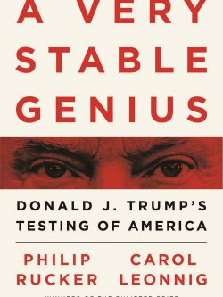A Very Stable Genius Donald J. Trump's Testing of America pdf