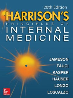 Harrison's Principles of Internal Medicine 20/E (Vol.1 & Vol.2) (ebook)